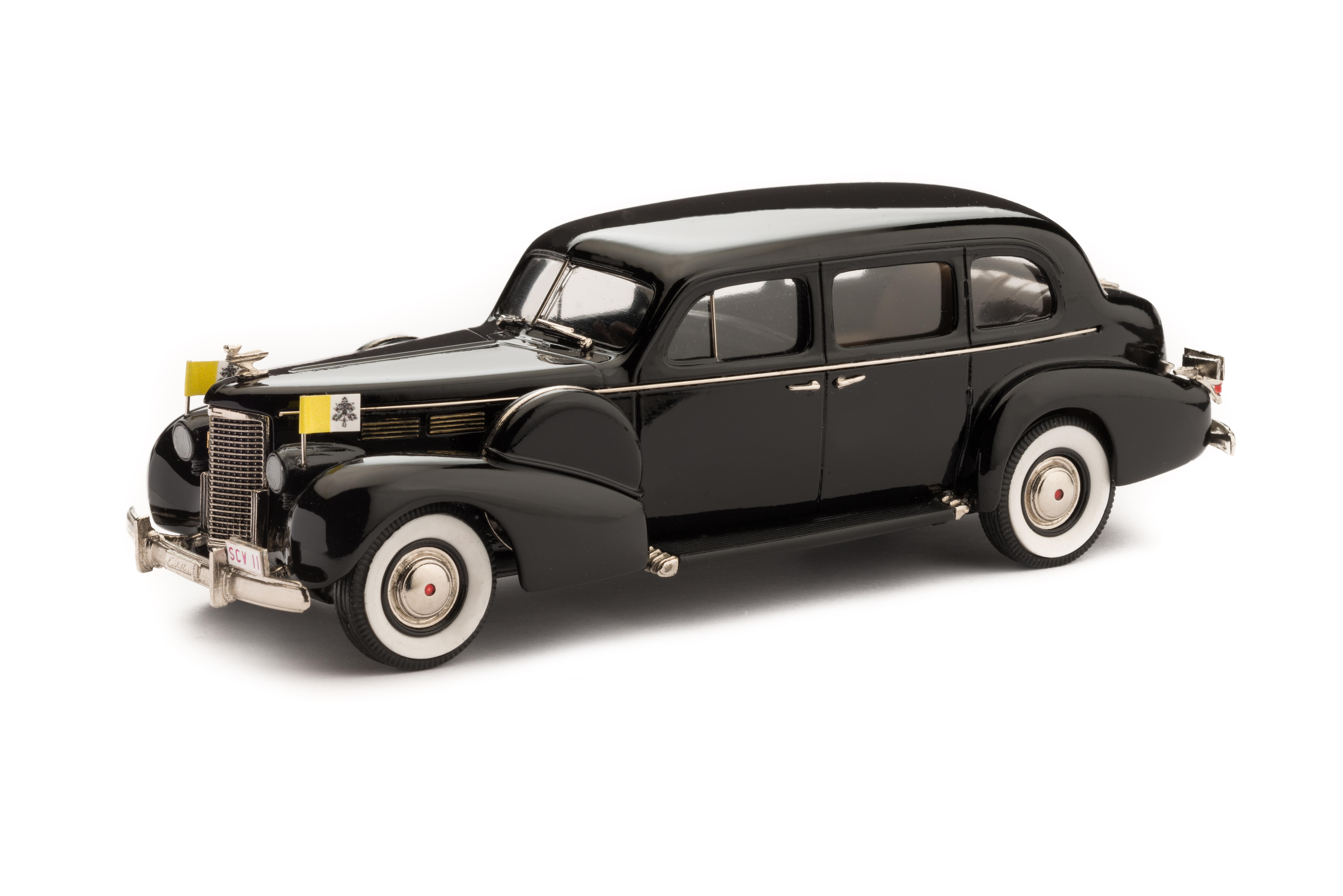 1938 CADILLAC V8 SERIES 75 IMPERIAL