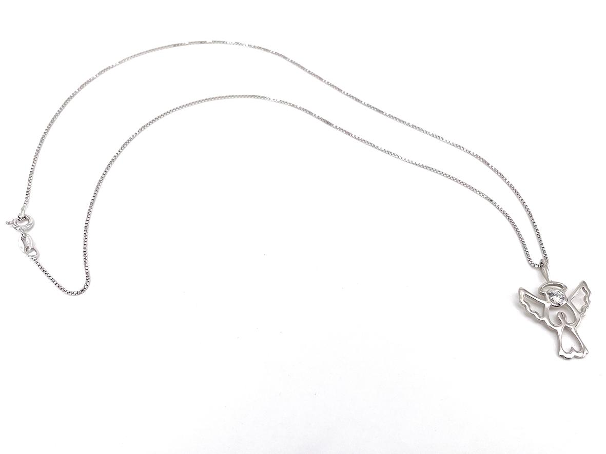 Collana argento Arcangelo Michele