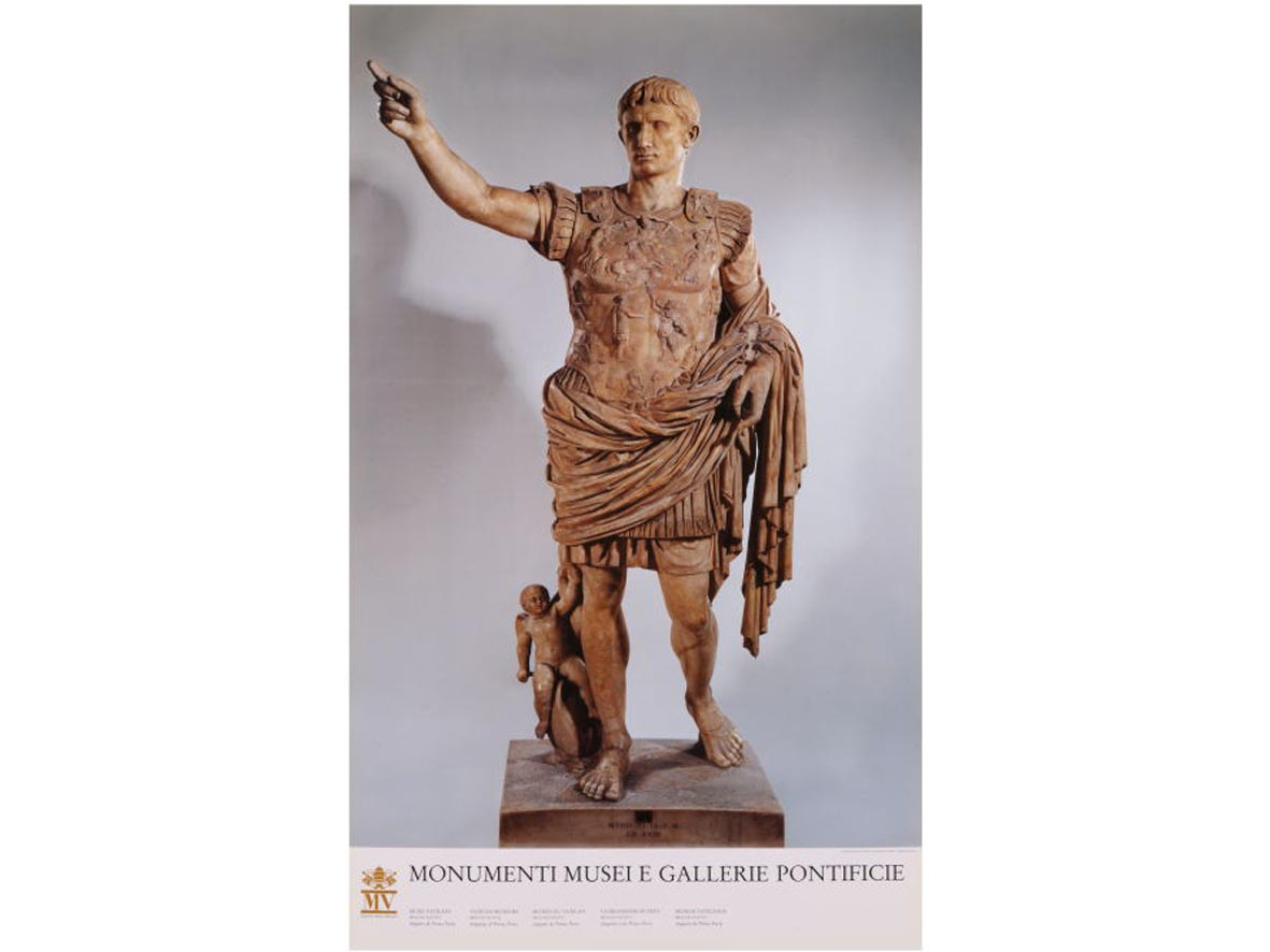 Poster Augusto di Prima Porta