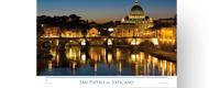 Poster San Pietro di notte