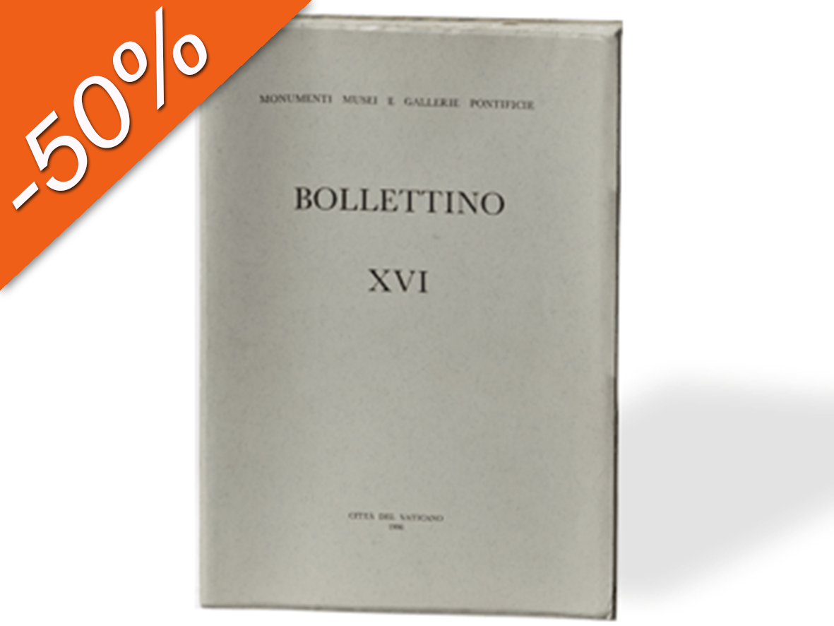 Bollettino dei Monumenti Musei e Gallerie Pontificie, XVI