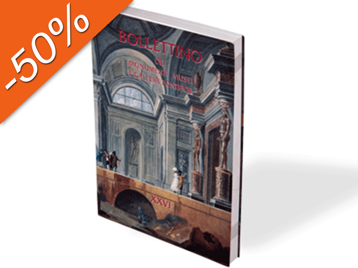 Bollettino dei Monumenti Musei e Gallerie Pontificie, XXVI