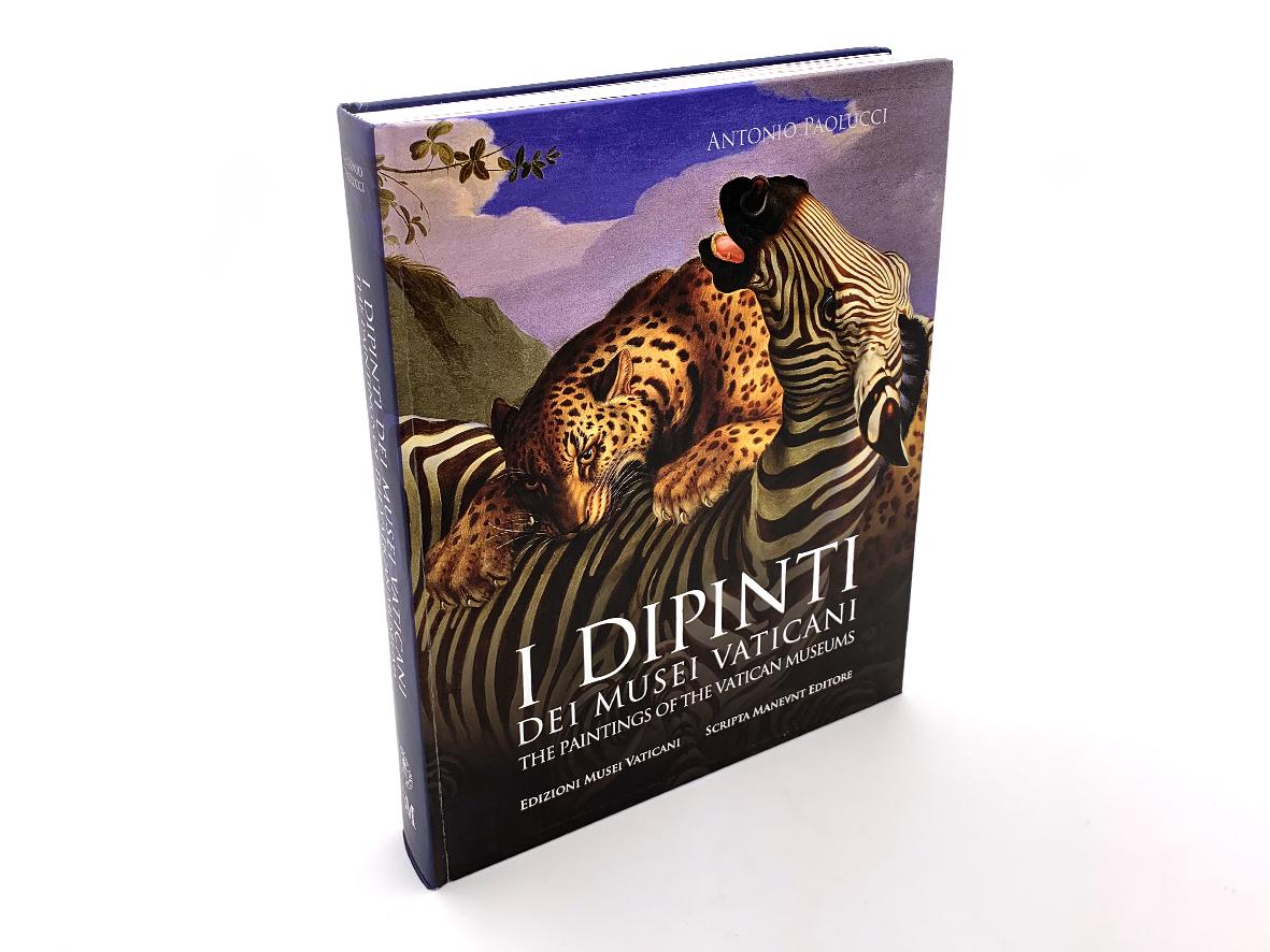 I Dipinti dei Musei Vaticani