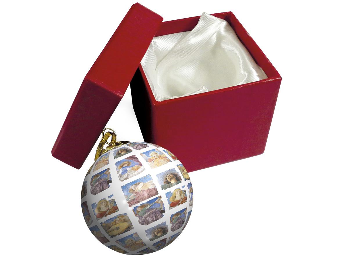 Decorazione di Natale - Palla Grande 1