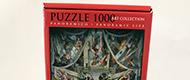 Puzzle 1000 Pezzi – Volta Cappella Sistina Panoramico