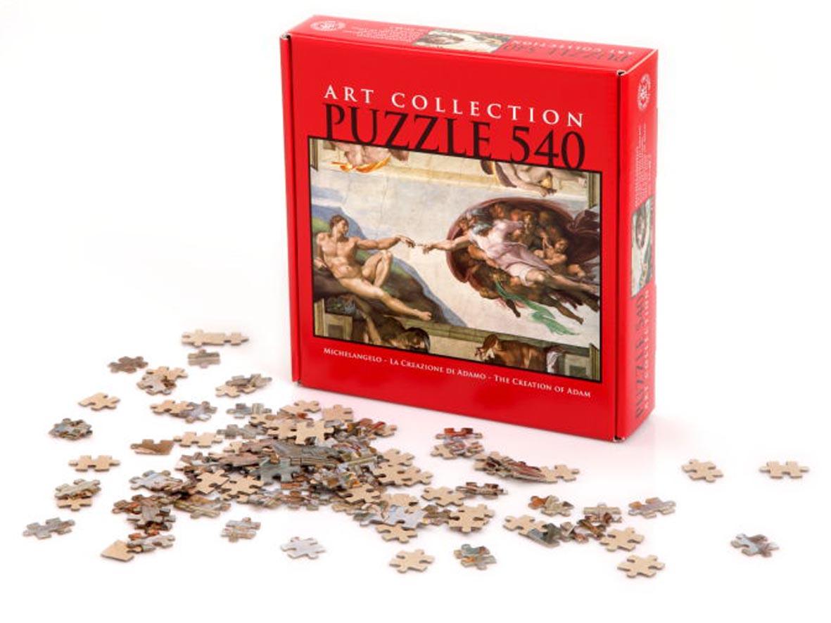 Puzzle 540 Pezzi – Creazione