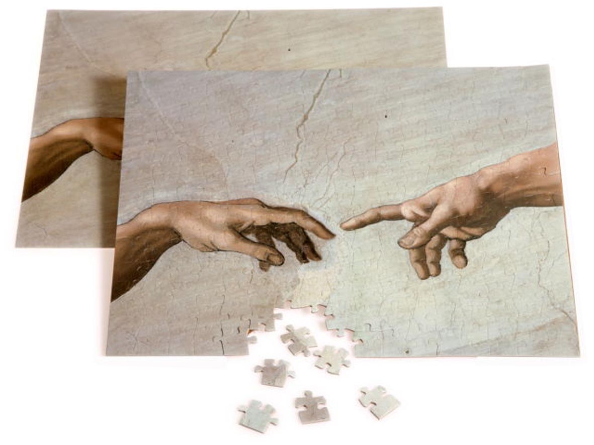 Puzzle 221 Pezzi – Mani