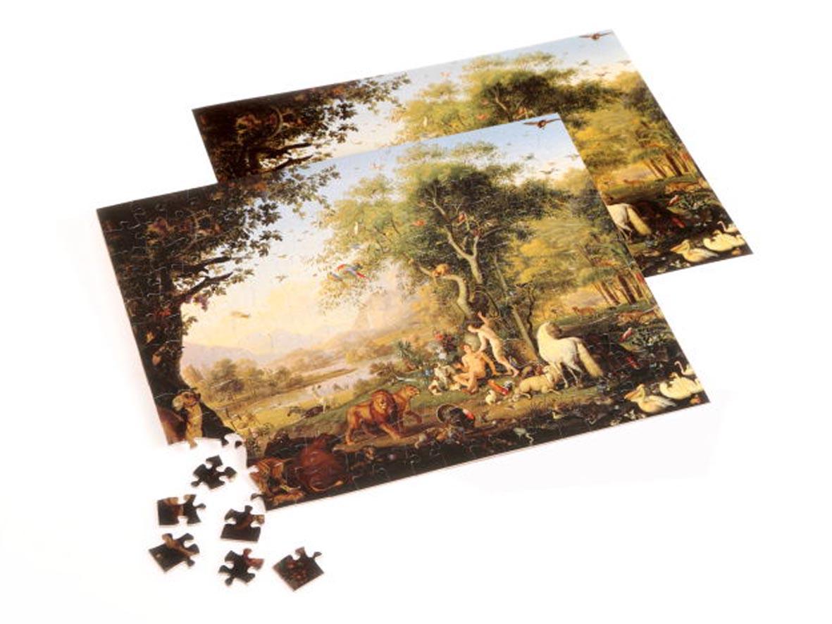 Puzzle 221 Pezzi – Paradiso Terrestre