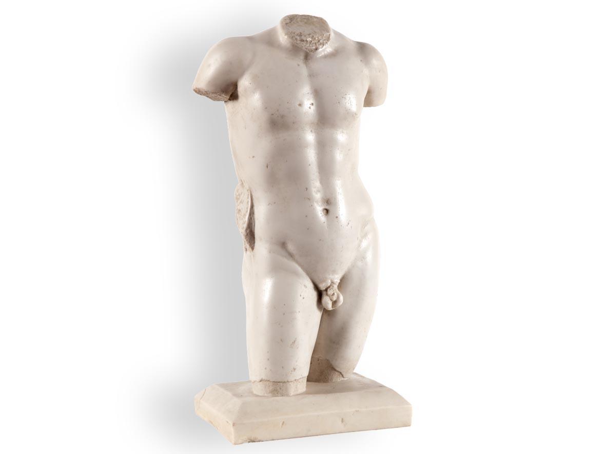 Riproduzione Torsetto di Eros