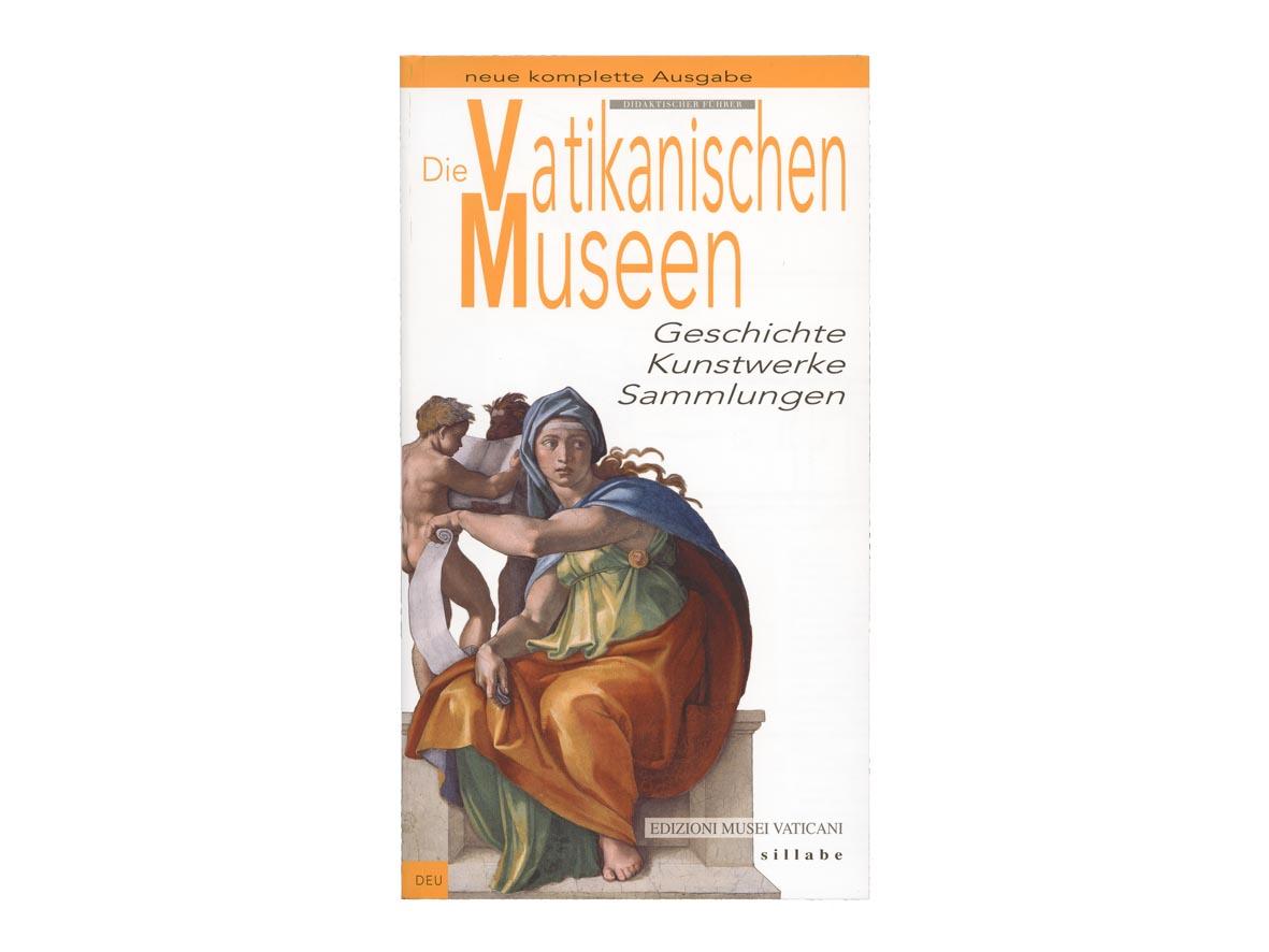 Die Vatikanischen Museen. Didaktische Fuhrer
