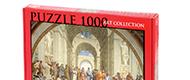 Puzzle 1000 Pezzi – Scuola di Atene
