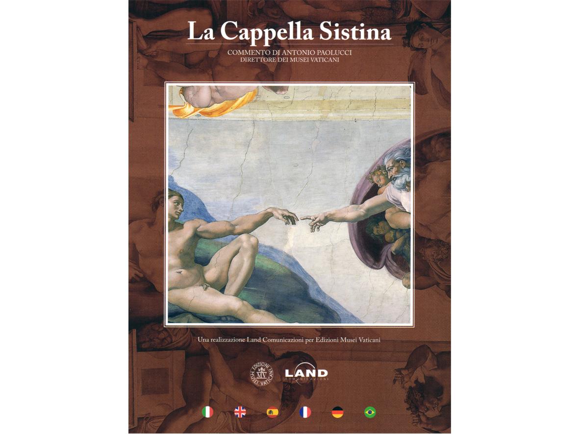 La Cappella Sistina (DVD NTSC)